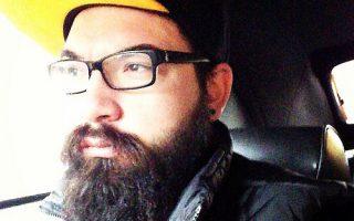 #badass #bearded #mustang #pilot
