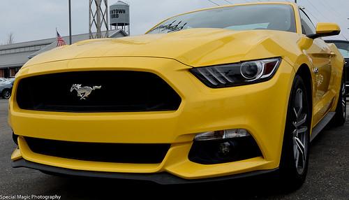 Badass Mustang