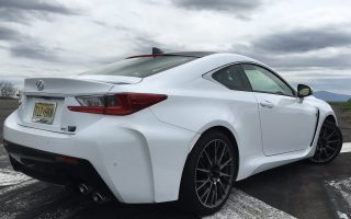 2017 Lexus RC F - Complete Review