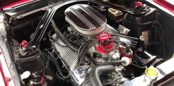 347 Stroker motor