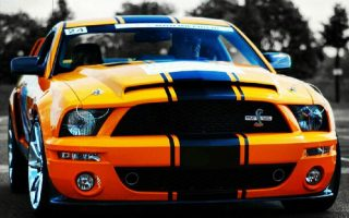 Like Mustangs?? Check out this Badass Shelby Mustang!!