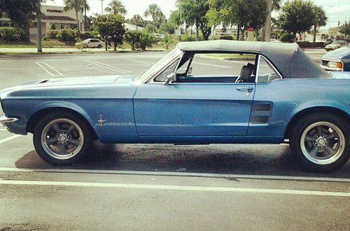 A badass Mustang! #classic car