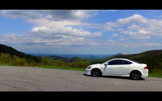 acura rsx type s vs Richard b Russell scenic hwy