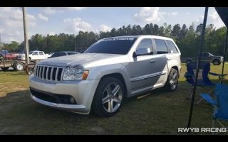 NASTY AWD SRT8 426 Stroker Jeep Racing on the STREETS!!!