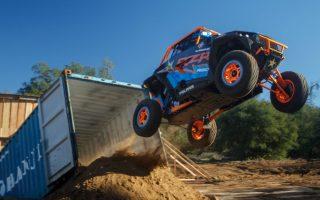 RJ Anderson in XP1K4 - Polaris RZR Sport Side by Side ATV