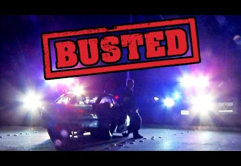 Street Outlaws BUSTED in $15,000 Street Race!!