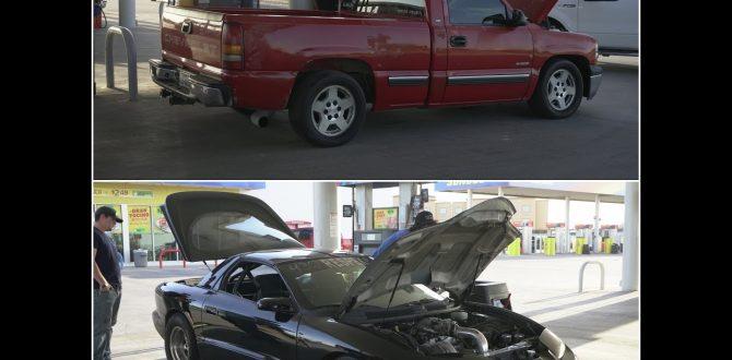 Street Races! Turbo & Nitrous Trans Am vs Turbo AWD UGLY Silverado!
