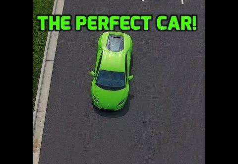 THE PERFECT CAR   2017 Lamborghini Huracan