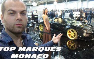 [VLOG] Top Marques Monaco 2017 Le Salon !!