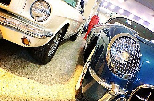 #sidebyside #fordmustang #mustang #chevrolet #corvette #lmc