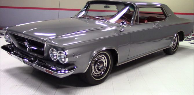 1963 Chrysler 300J