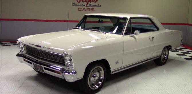1966 Chevrolet Nova Super Sport
