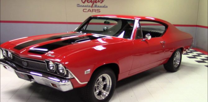 1968 Chevrolet Chevelle Super Sport