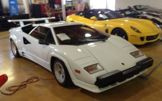 1988 Lamborghini Countach | 2017 Barrett-Jackson Auction Palm Beach