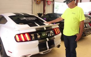 2016 Roush Supercharged Mustang GT For Sale - Modern Muscle Cars