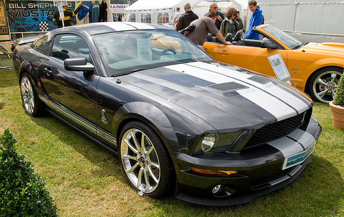 Ford Mustang V8 GT500 Shelby Fastback