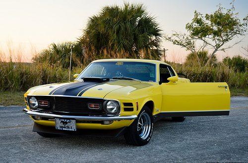 1970 Mustang Mach I