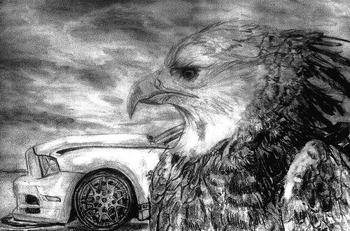 Harpy+Mustang
