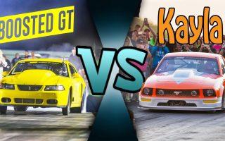 BoostedGT vs Kayla Morton - FINALLY