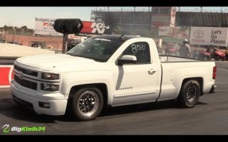 FAST Pickup Trucks Take Over Las Vegas!