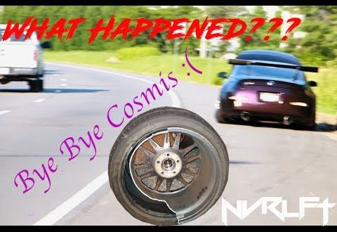 I CRASHED MY 350Z! - FL to OCMD