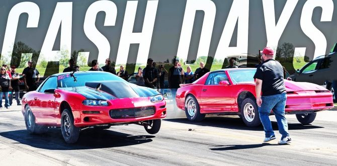 KC Street Outlaws - Cash Days 2017