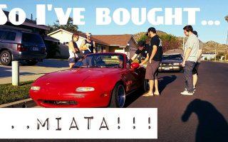 New Daily/Project Miata
