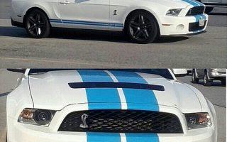 Mustang Cobra GT500 ! #badass_mustangs @badass_mustangs #C0B