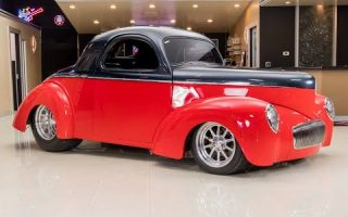 1940 Willys Street Rod For Sale