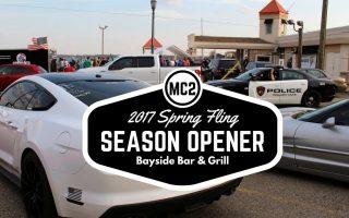BADASS CAR MEET!! MC2/MIAO Season Opener @ Bayside!! 4/15/17