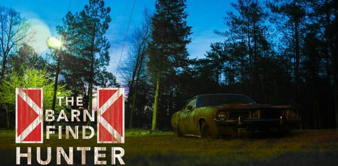 Barn Find Hunter | Best of American Muscle in South Carolina - Ep