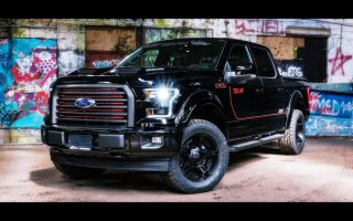 Ford F-150 BadAss by Bos V8 Supercars | Promo Collage