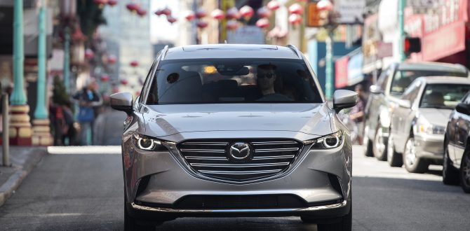 Four Seasons, One Vehicle: A Year With the CX-9