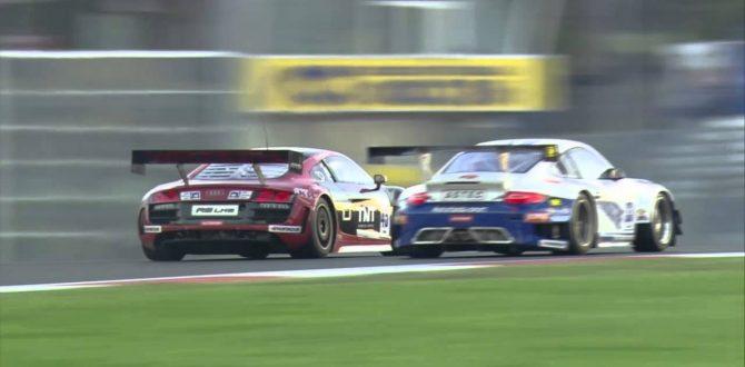 GTSPRINT Race 2 @ Vallelunga