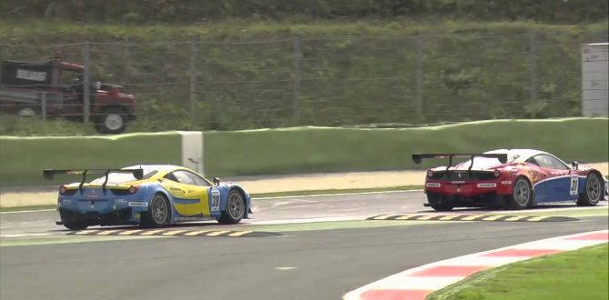 GTSPRINT Race @ Vallelunga