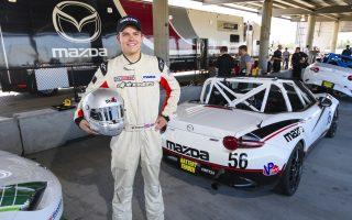 Matt Cresci's Plan to Make a Business of Racing