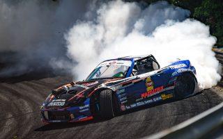 Mazda Racer: Drifter Kyle Mohan