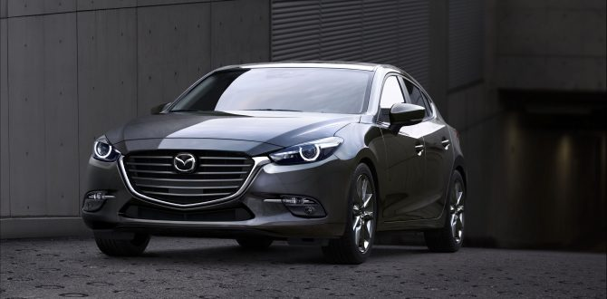 Mazda3 – The Driver's Choice for More Than a Decade