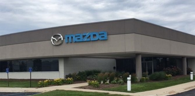 Mazda's Detroit Operations Perform a Critical Function for the Company