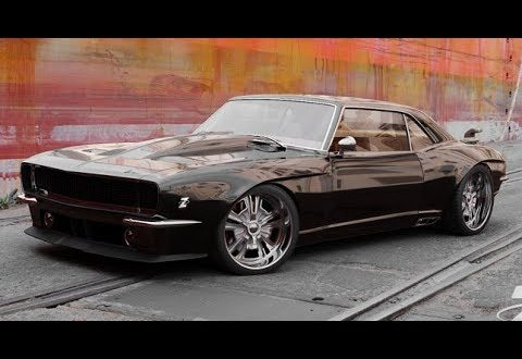 Old vs New Muscle Cars