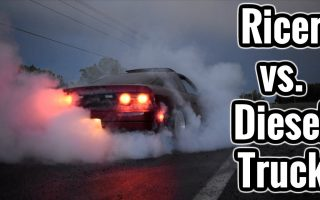 Skyline Swap 240SX Burnout! | Sounds INSANE!