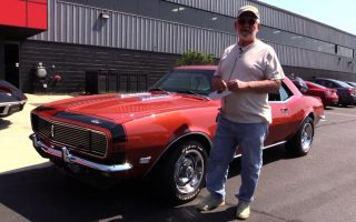 1968 Chevrolet Camaro Testimonial