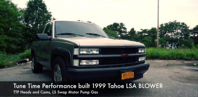 1999 2dr Tahoe LSA !