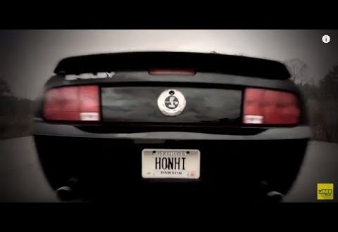 2010 Ford Mustang Shelby GT500 Performance Exhaust System Kit Borla 11784 Jerry Glanville