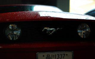 Red Mustang Grill in Omotesando