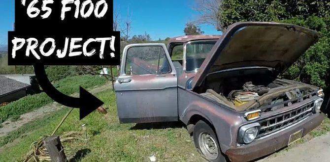 '65 f100 Project Walk-around!