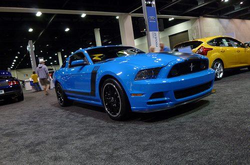 Central Illinois Auto Show