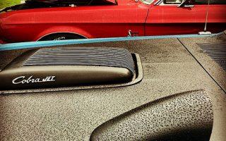 #classicsAgainstCancer #musclecar #ford #mustang #cobrajet #