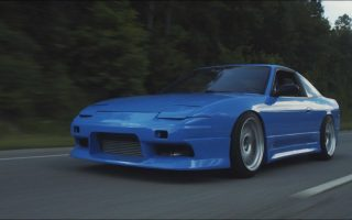 BLUEJZ Nissan 240sx REVIEW - A Car Built From a Dream