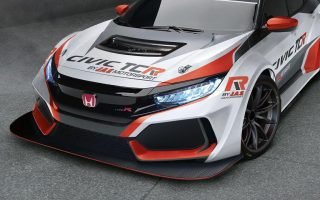 Car New | Honda Civic Type R looks even more badass in touring car form